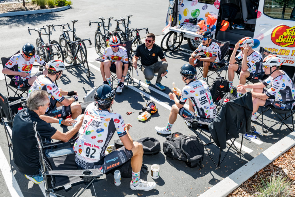 Jelly Belly Cycling, Redlands Bicycle Classic 2018
