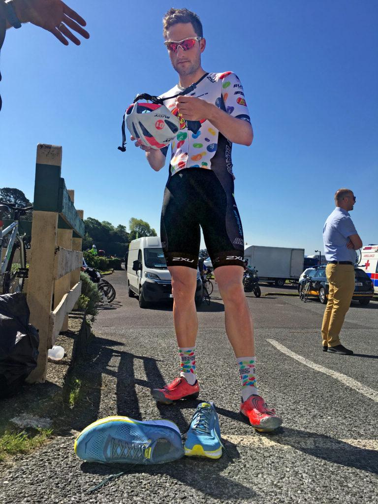 Jacob Rathe Rás Tailteann Jelly Belly Cycling