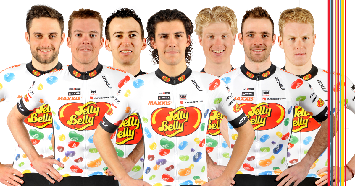 Jelly Belly Cycling presented by MAXXIS for Tour de Beauce, 2018