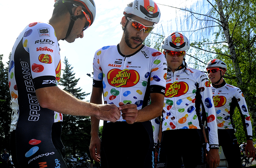 Jelly Belly Cycling presented by MAXXIS at Tour de Beauce 2018 - pro cycling, Canada, UCI bicycle racing