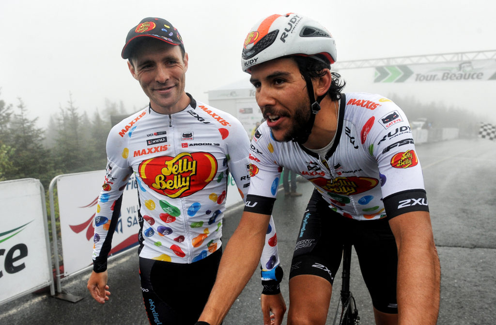 Tour de Beauce Jelly Belly presented by MAXXIS WIN Stage 2