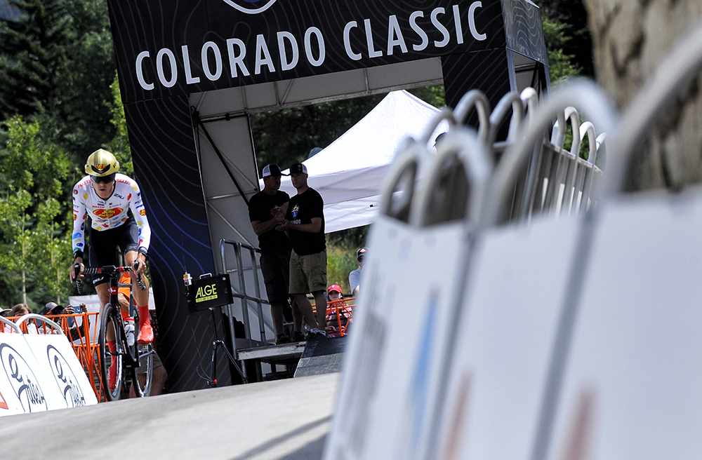 Pro Cycling Colorado Classic Taylor Shelden